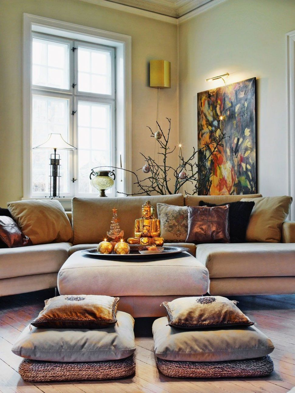 8 Meditation Room Ideas that Will Improve Your Life | Asian home ...