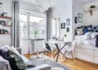 8 Perfect Studio Apartment Layouts That Work