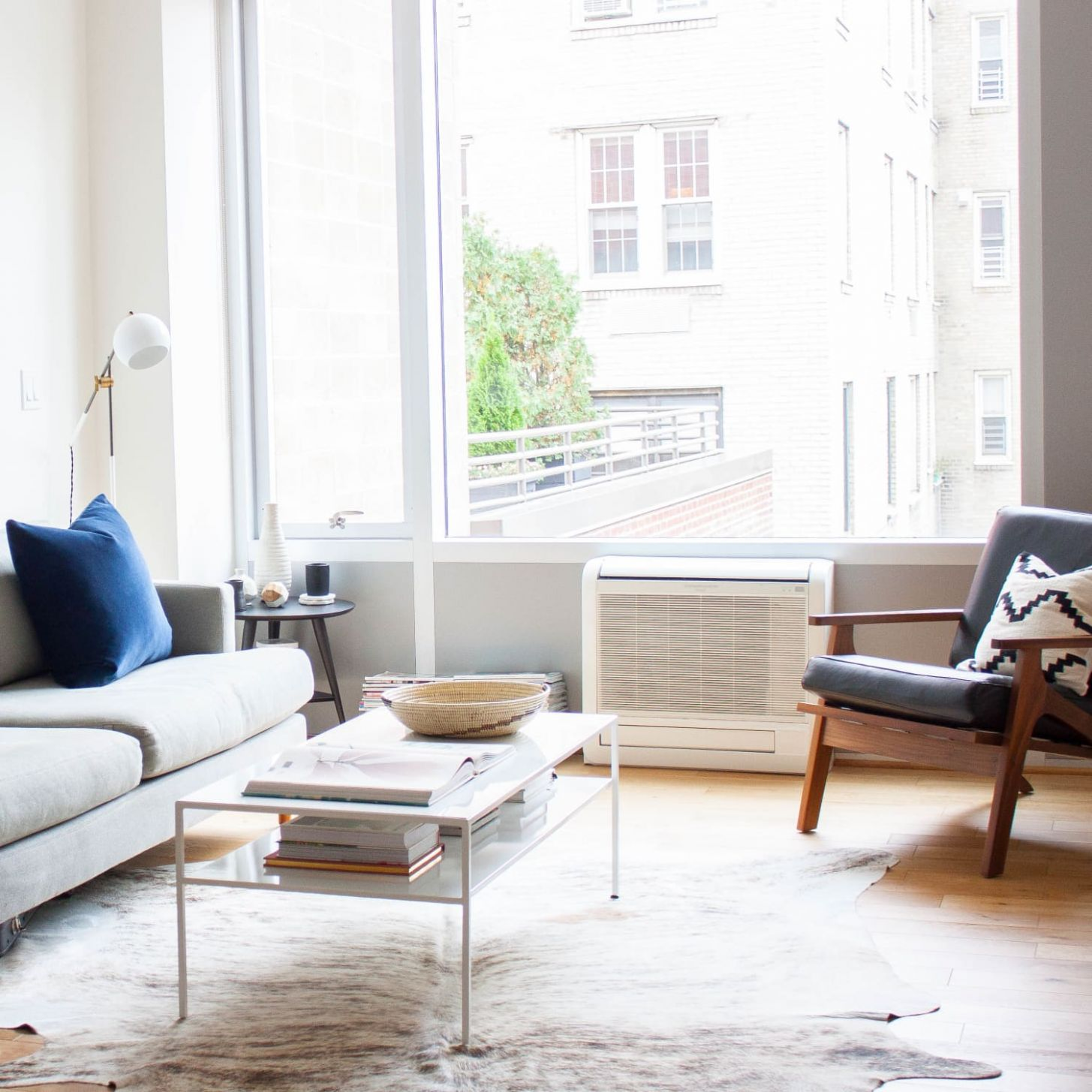 8 Small Living Room Decorating & Design Ideas - How to Decorate a ...