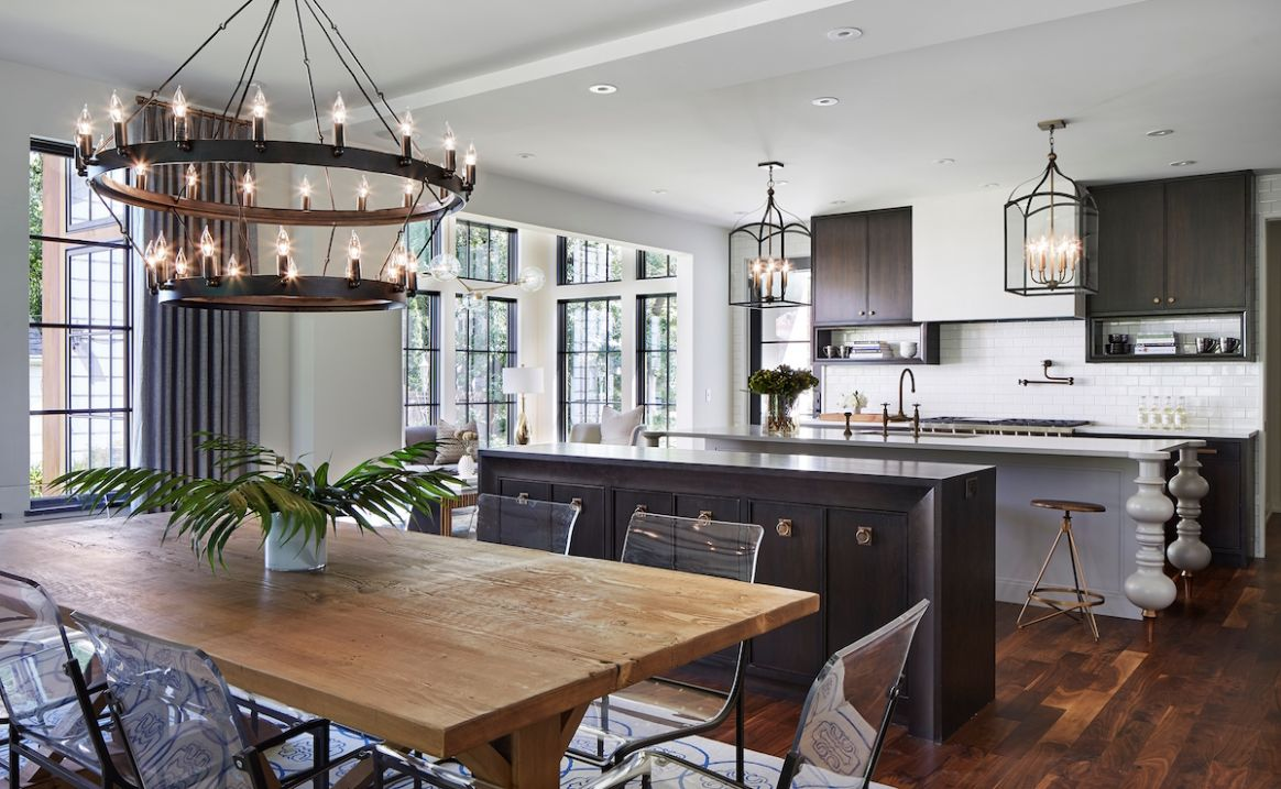 8 Stylish Dining Room Ideas Perfect For Entertaining - dining room update ideas