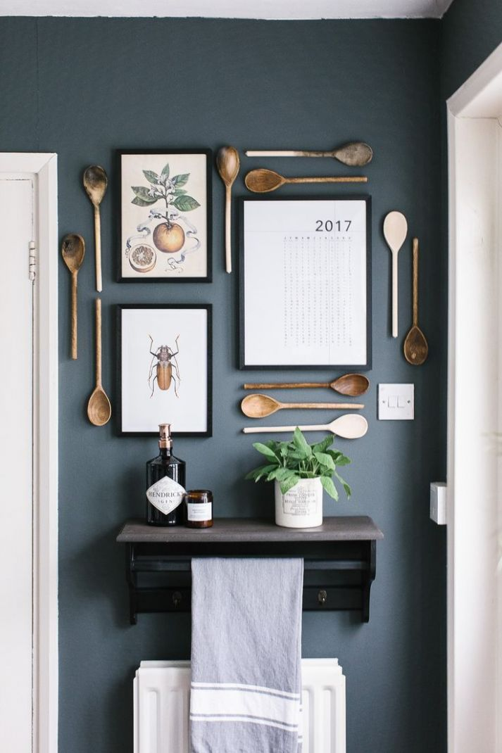 8 Ways To Decorate Walls Without Picture Frames | Home decor ..