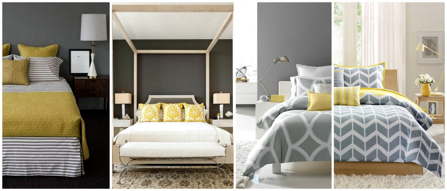 8 Yellow and Gray Bedroom Ideas That'll Blow Your Mind Off ...