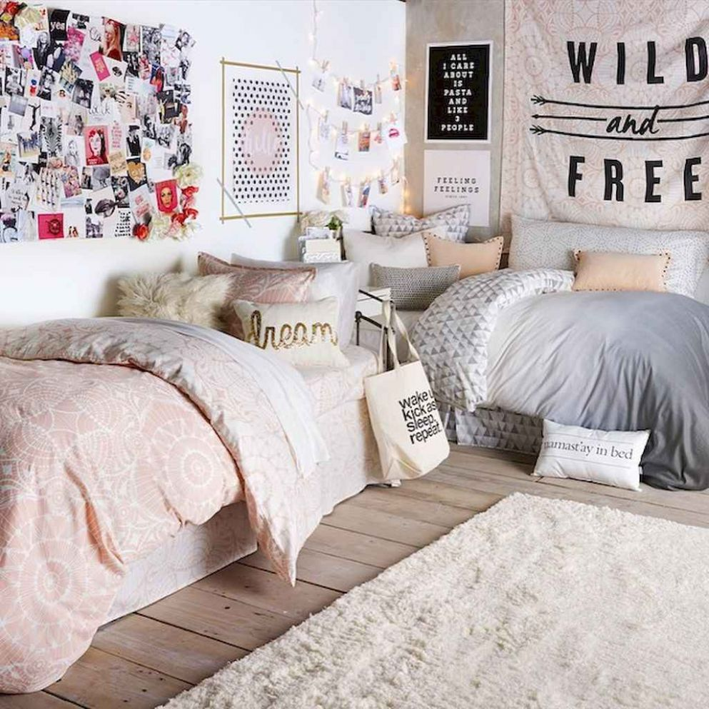 9 Amazing College Apartment Bedroom Decor Ideas and Remodel (9 ..
