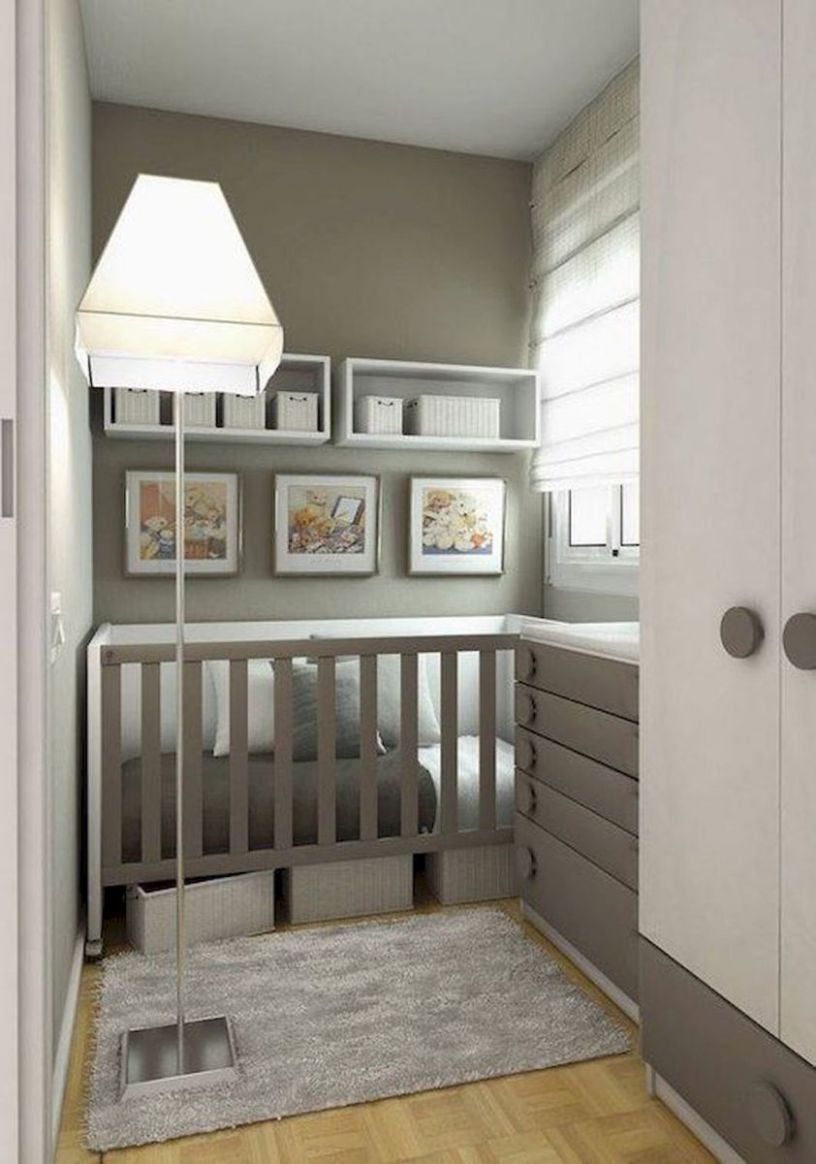 9 Awesome Small Nursery Design Ideas (9 | Small baby room, Baby ...