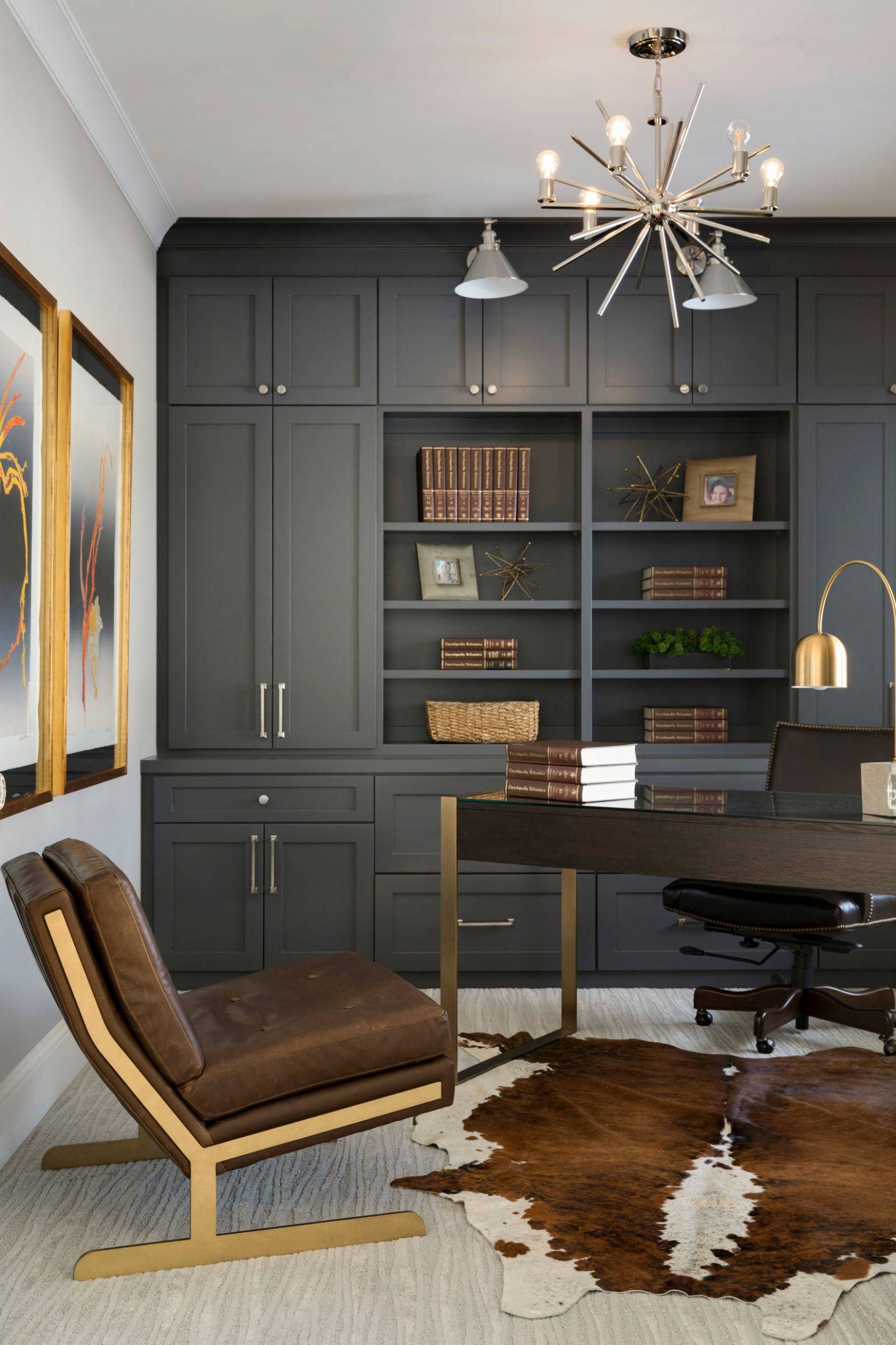 9 Beautiful Home Office Pictures & Ideas | Houzz - home office ideas houzz