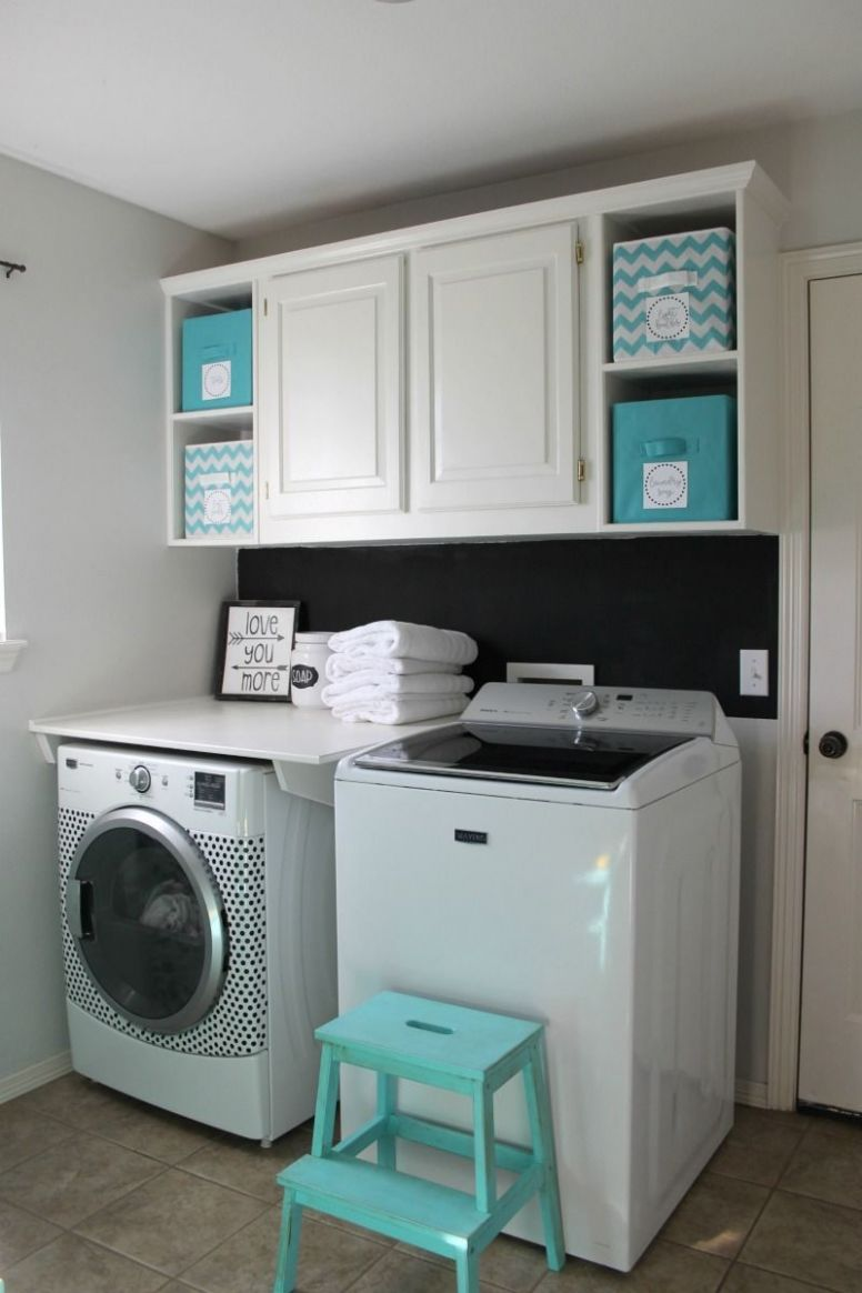 9+ Best of The Best Basement Laundry Room Design Ideas | Laundry ...
