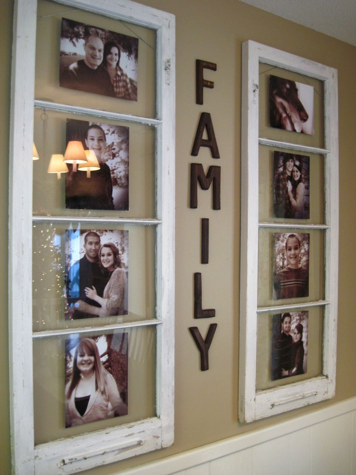 9 Best Rustic Wall Decor Ideas and Designs for 9 - wall decor ideas picture frame