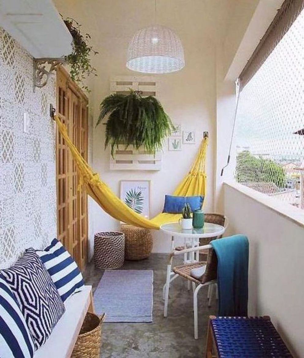 9+ Brilliant Closed Balcony Design Ideas To Enjoy In All Weather ..