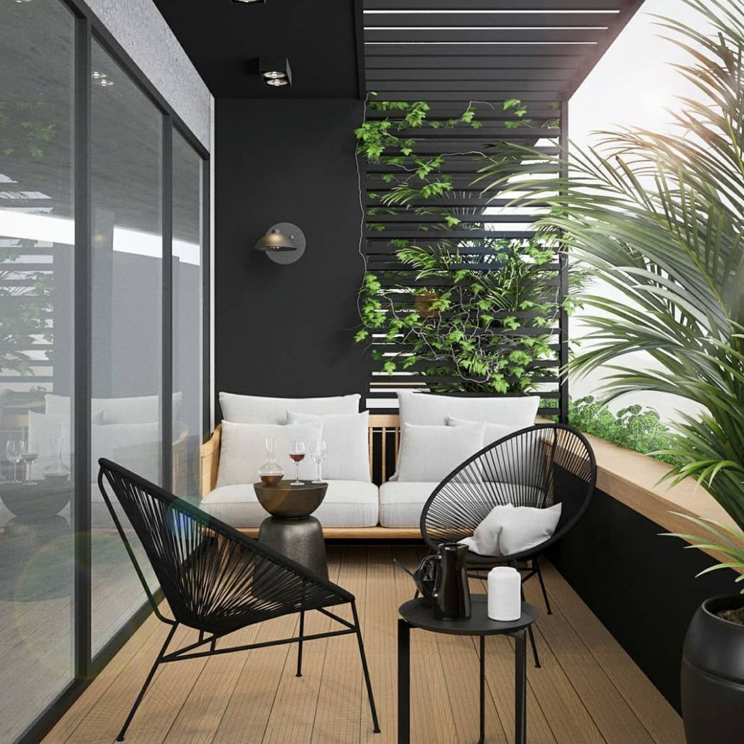9 Cozy Balcony Ideas and Decor Inspiration 9 - Page 9 of 9 ..