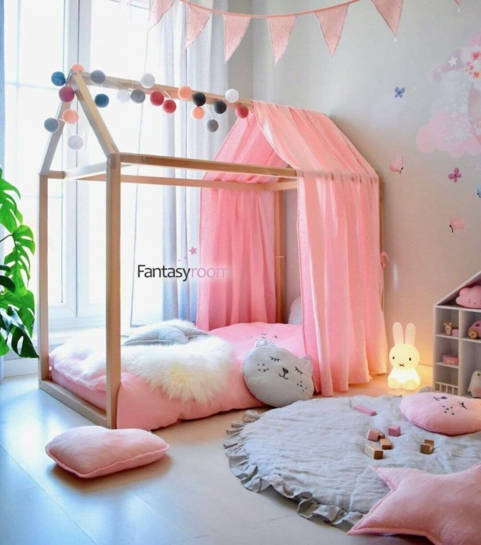 9 Creative Toddlers Room Ideas Will Make You Want to Be a Kid ...