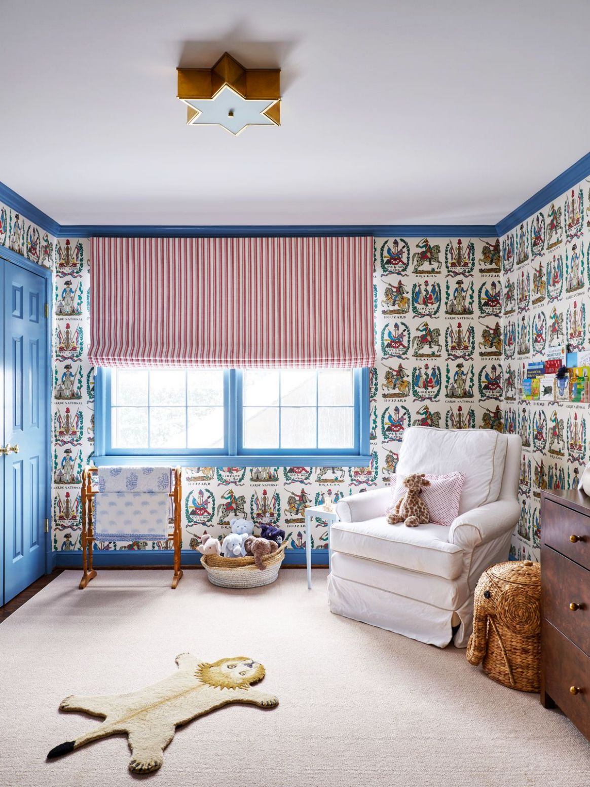 9 Cute Nursery Decorating Ideas - Baby Room Designs for Chic Parents - baby room furniture ideas