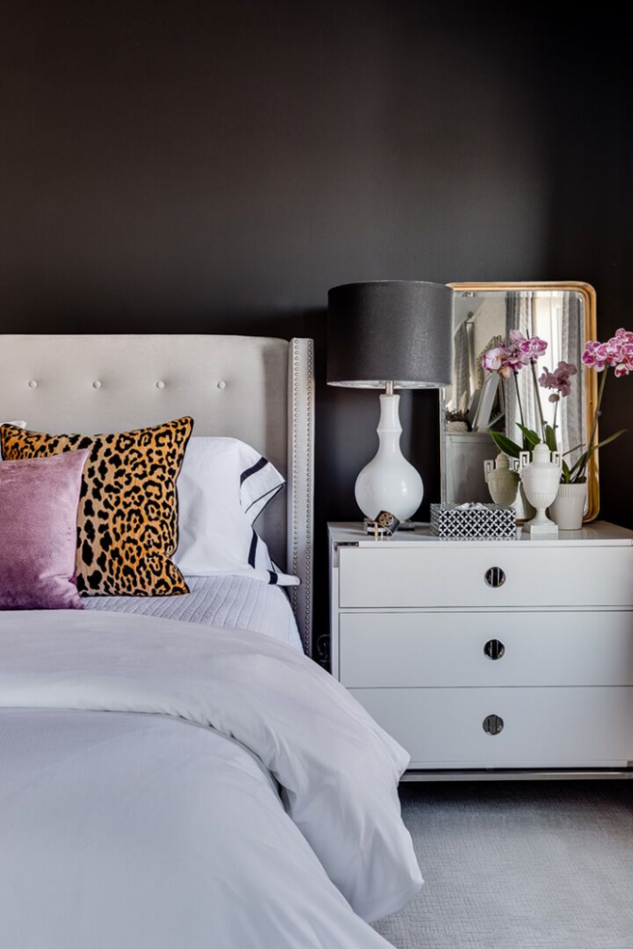 9 Dark Bedroom Ideas for a Moody and Dramatic Space - bedroom ideas dark