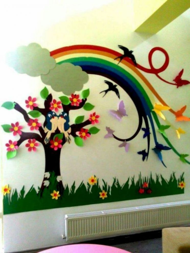 9 Decorating Ideas to Make A Cheerful and Fun Classroom ..