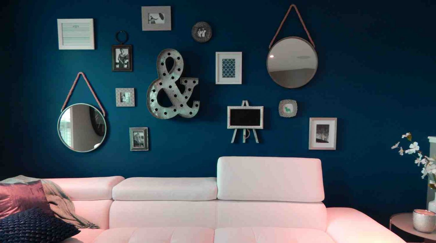 9 DIY Room Decor Ideas for Crafters (Who Are Also Renters) - diy home decor for apartments