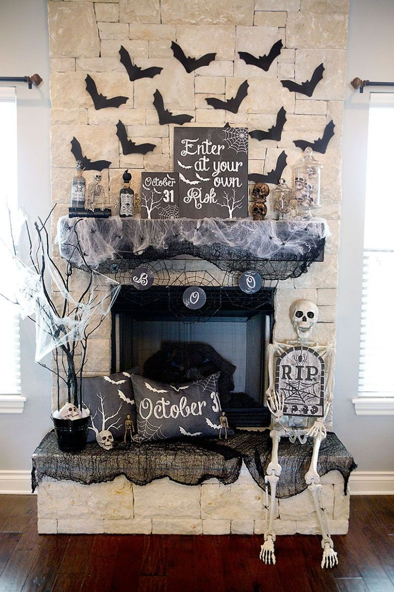 9 Easy DIY Halloween Decorations That'll Transform Your Home ...