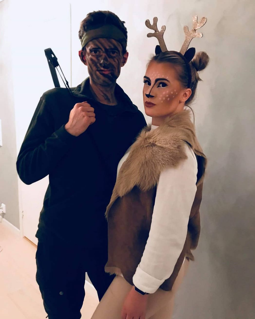 9 Easy Halloween Costume Ideas for Couples | Funny couple ..