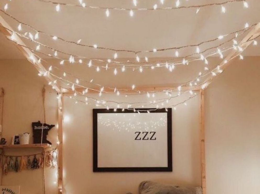 9 Fairy Light Decor Ideas For Your Dorm That You Need To Try Now ..
