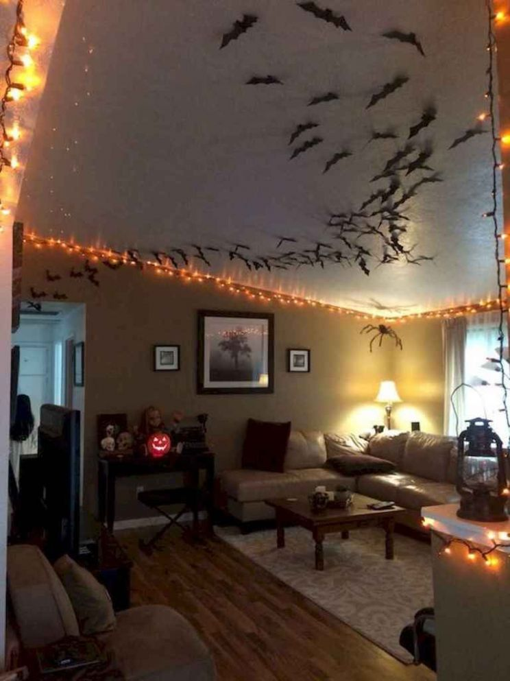 9 Fantastic Halloween Party Decor Ideas (9 (With images) | Fun ..