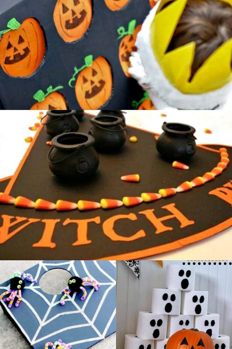 9+ Halloween Games, Ideas & Activities - Spaceships and Laser Beams - halloween ideas games