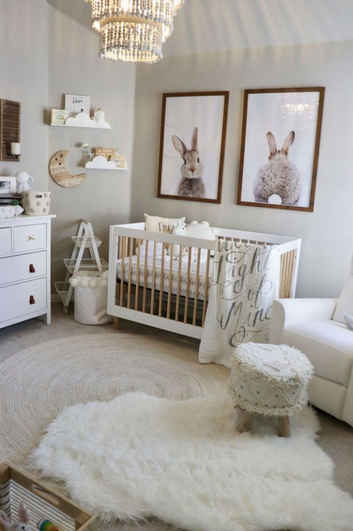 9 Ideas for A Nursery Baby Room - Guest Bedroom Decorating ..