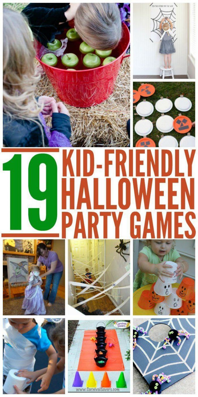 9 Kid-Friendly Halloween Party Games for a Spooktacular Time ...