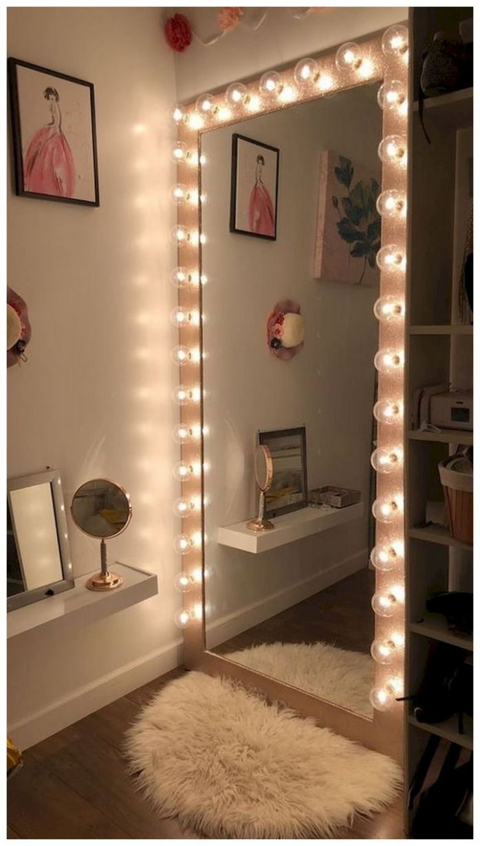 9+ Lovely Makeup Rooms Decor Ideas And Remodel · Bilimsi