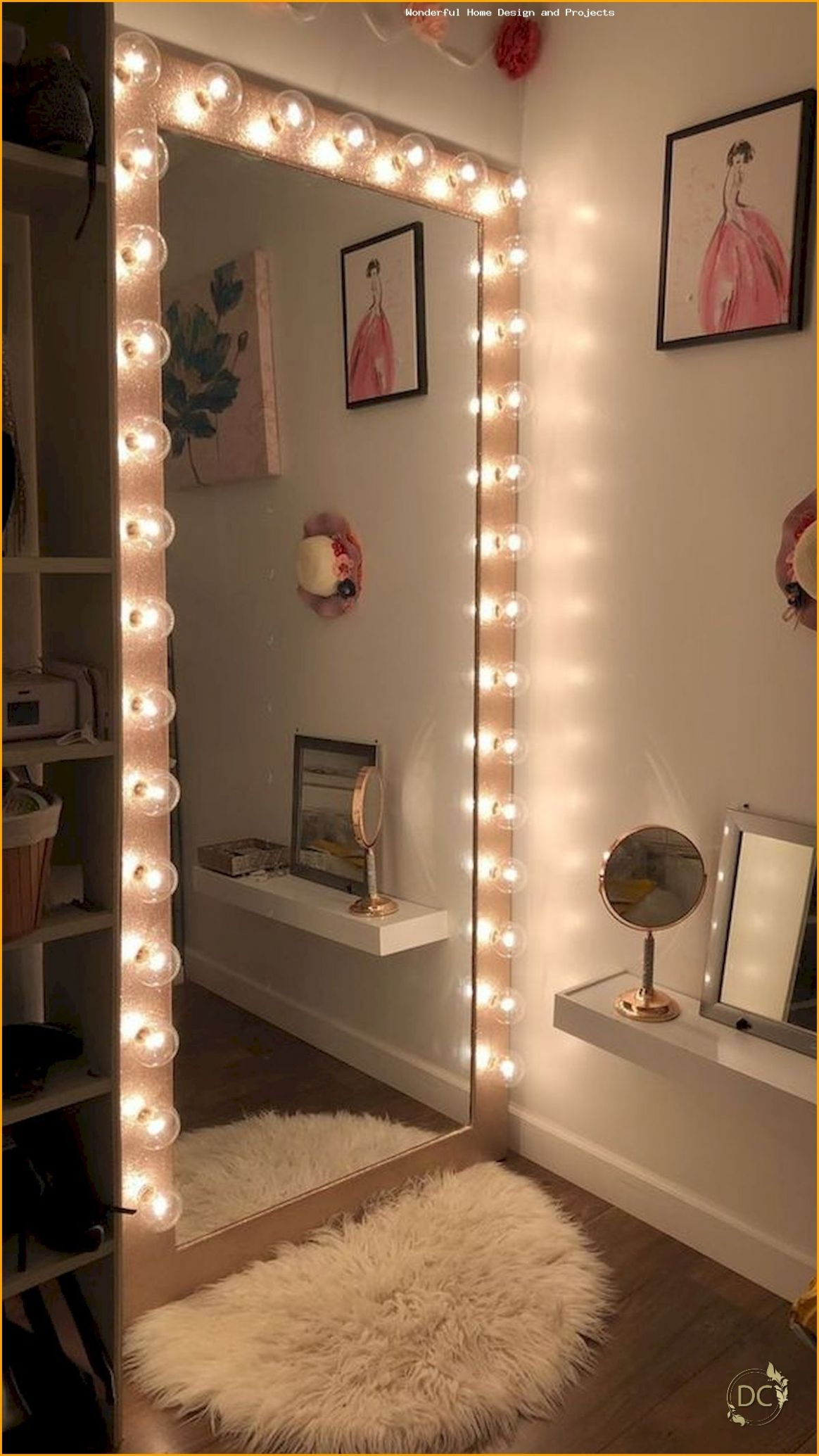 9 Lovely Makeup Rooms Decor Ideas And Remodel - Wonderful Home ..