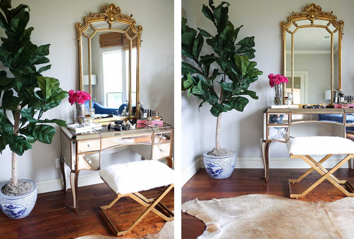 9 Makeup Room Ideas To Brighten Your Morning Routine   Shutterfly