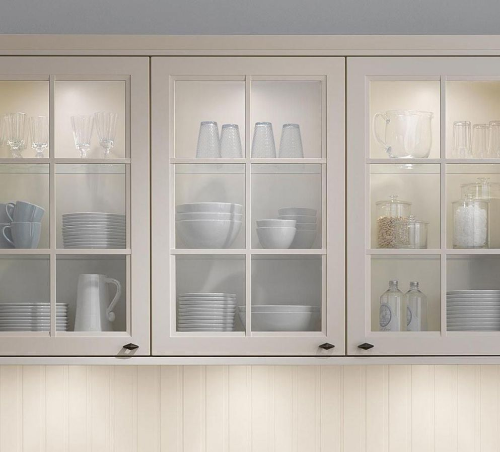 9 Really Awesome Kitchen Cabinet Glass Doors That You Haven't ...