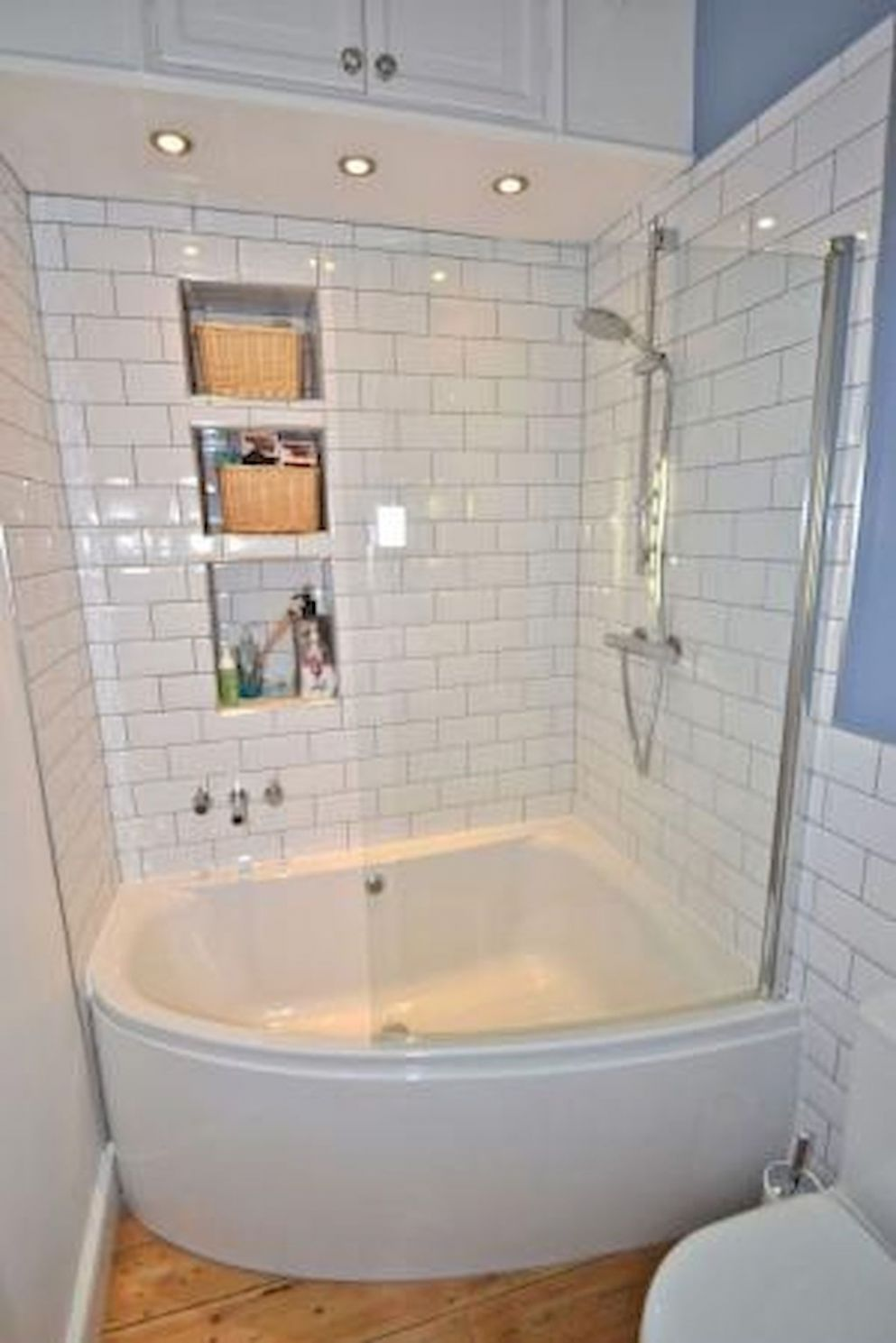 9 Small Bathroom Ideas Remodel (With images) | Bathroom tub ..