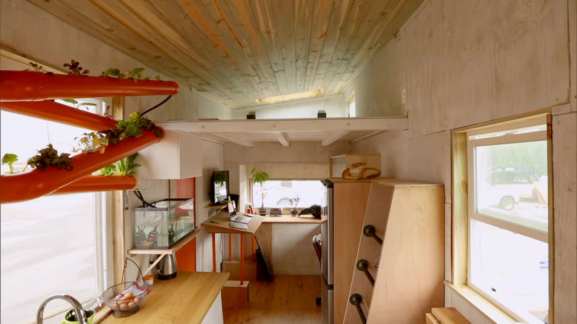9 Tiny Homes With Features You Won't Believe | Tiny House Living ...