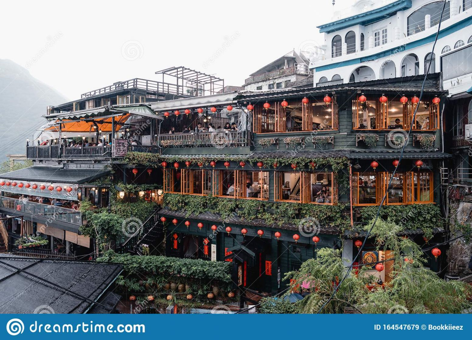 A-Mei` Tea House, The Inspiration Of Spirited Away In Jiufen Old ...