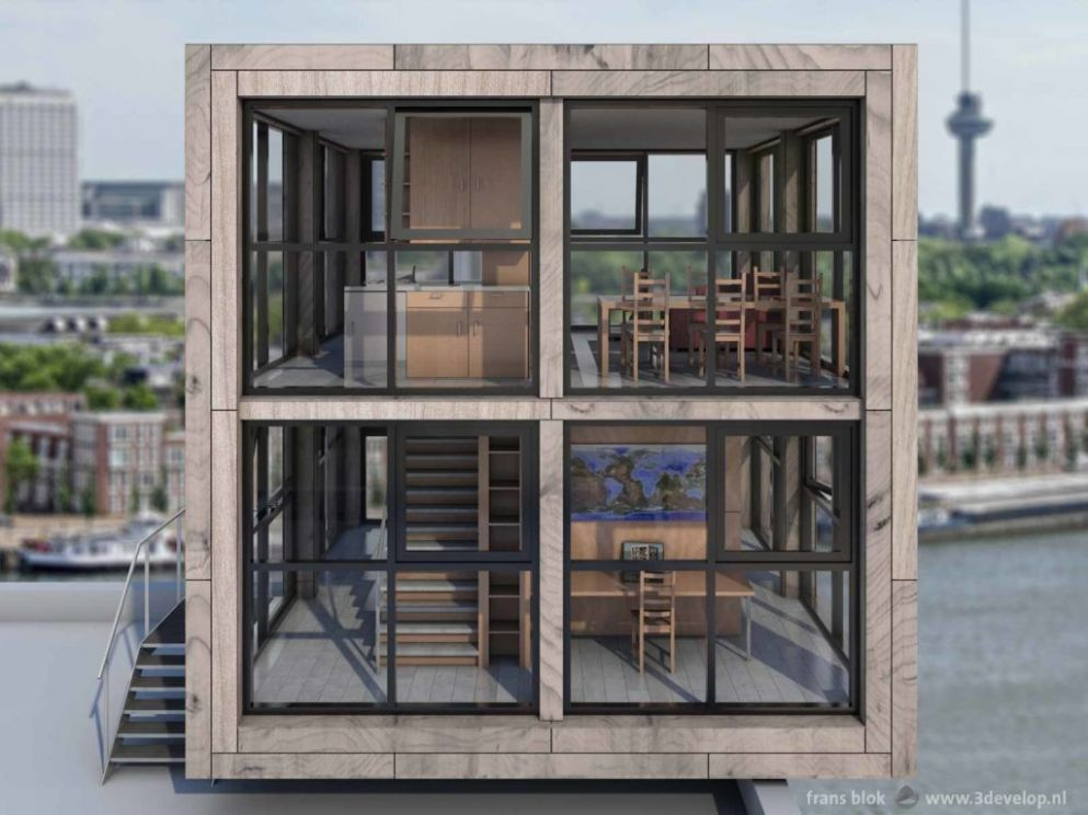 A Tiny House With a View: Blok's Block - 11Develop image blog