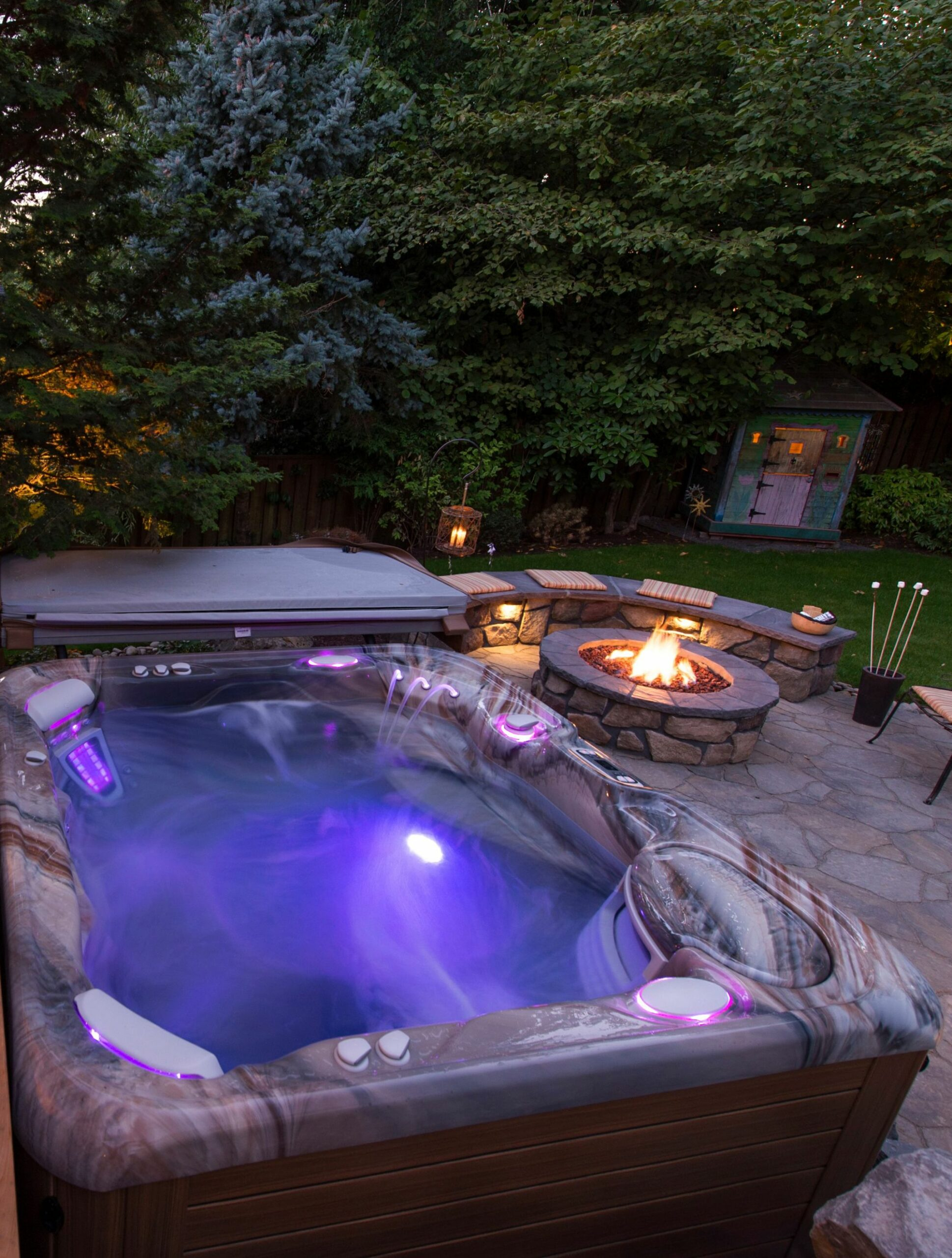 Above ground or i n-ground SPA? http://www.paradiserestored.com ..
