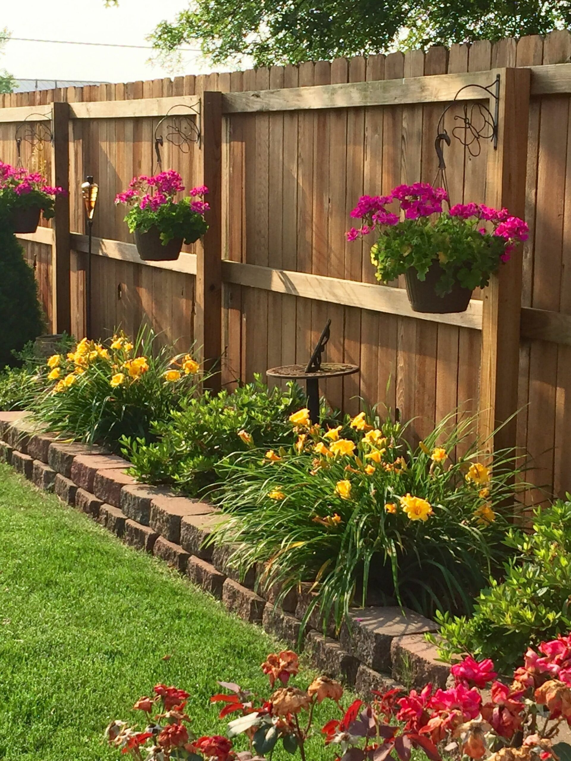 All about backyard landscaping ideas on a budget small layout ...
