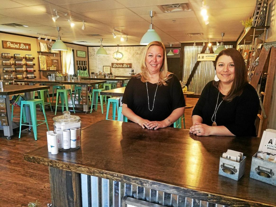 AR Workshop opens Saturday in New Hanover, offers DIY home décor ..