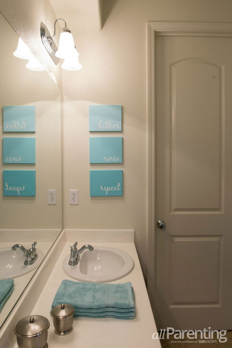 Art for bathroom Etsy Allparenting Diy Bathroom Canvas Art ...