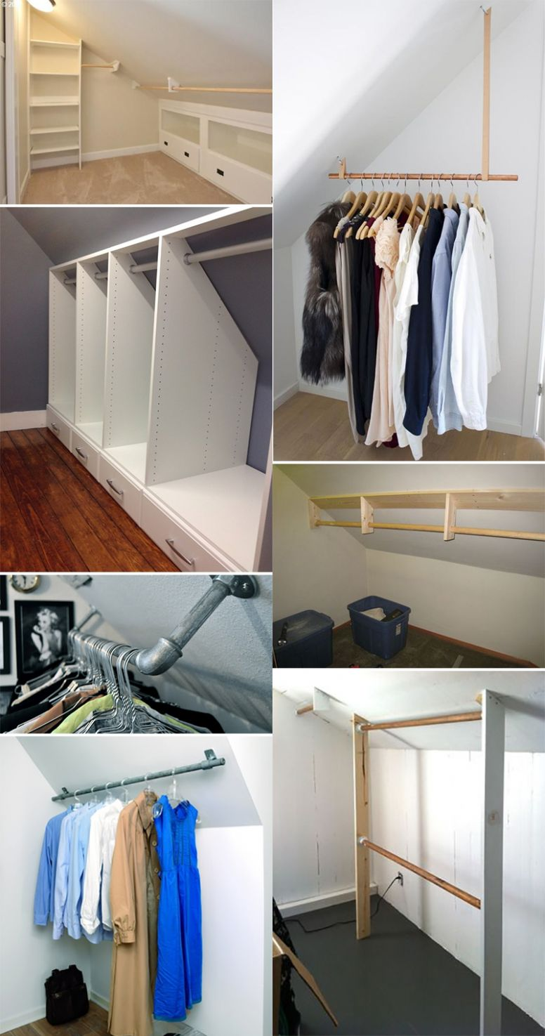 attic closet ideas-12 - - closet ideas attic