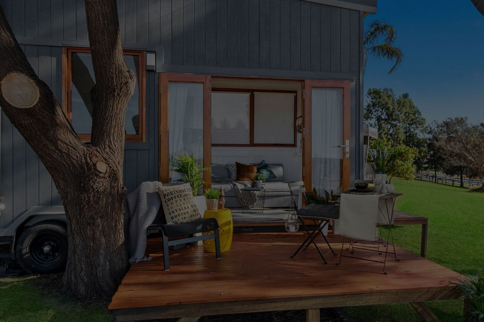 Australia's #9 Tiny House Listings Website » Tiny Real Estate