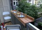 Awesome 9 Affordable Small Apartment Balcony Decor Ideas on A ...