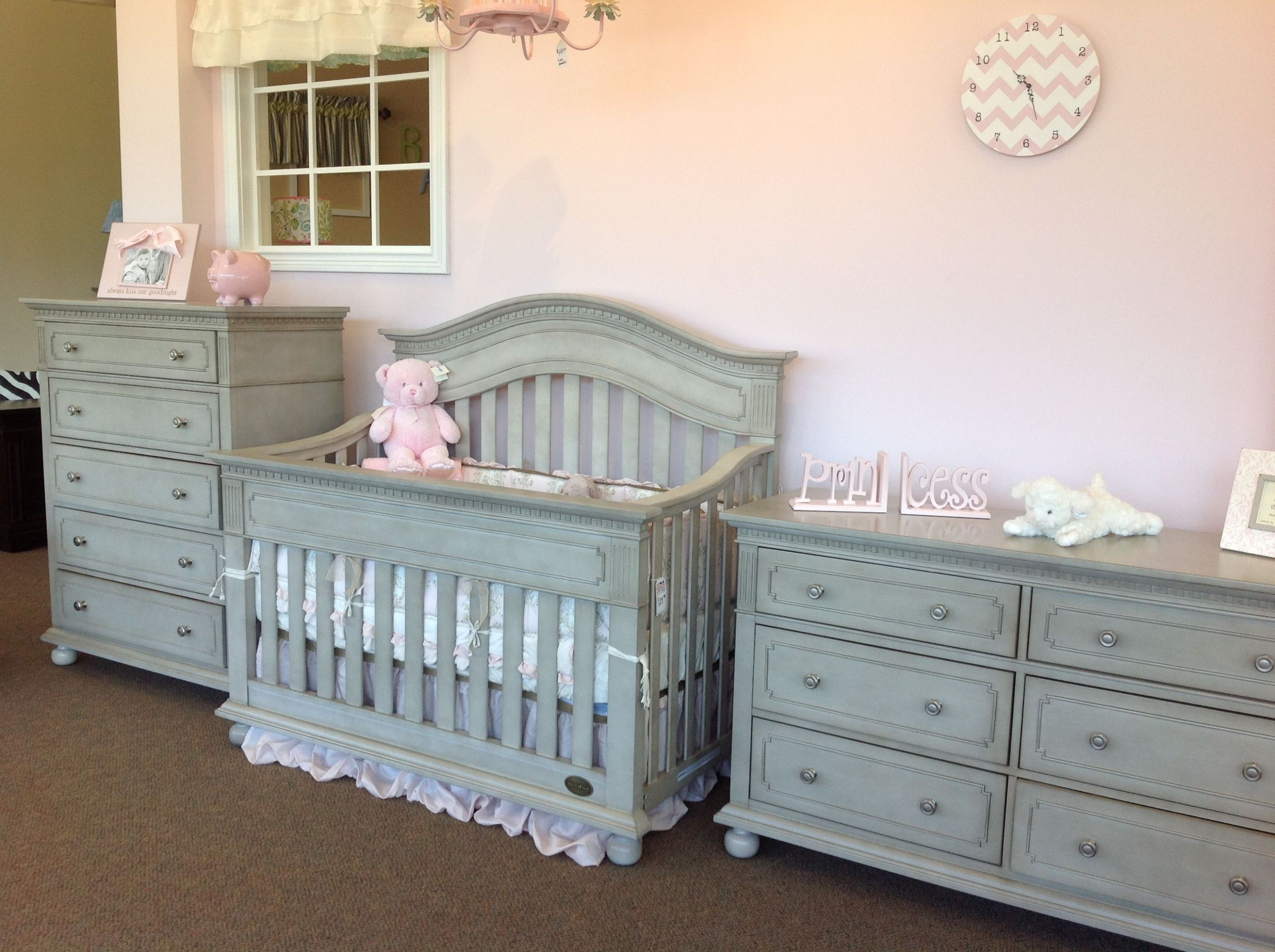 Baby Nursery: Attractive Nursery Furniture for Baby Room ...