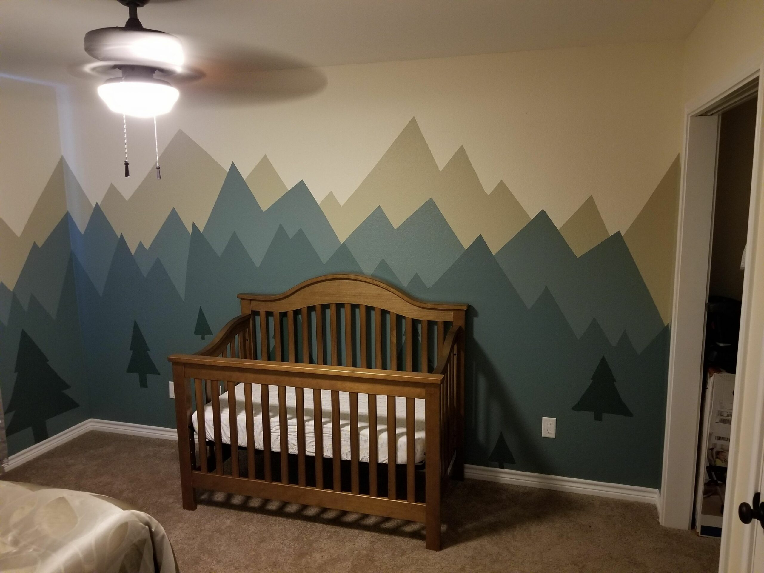 Baby's Room is Done! : predaddit