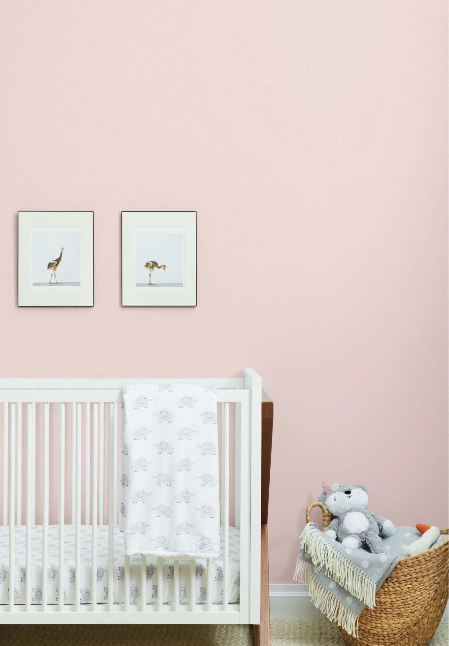 Baby Soft | Light pink paint, Room paint, Living room paint