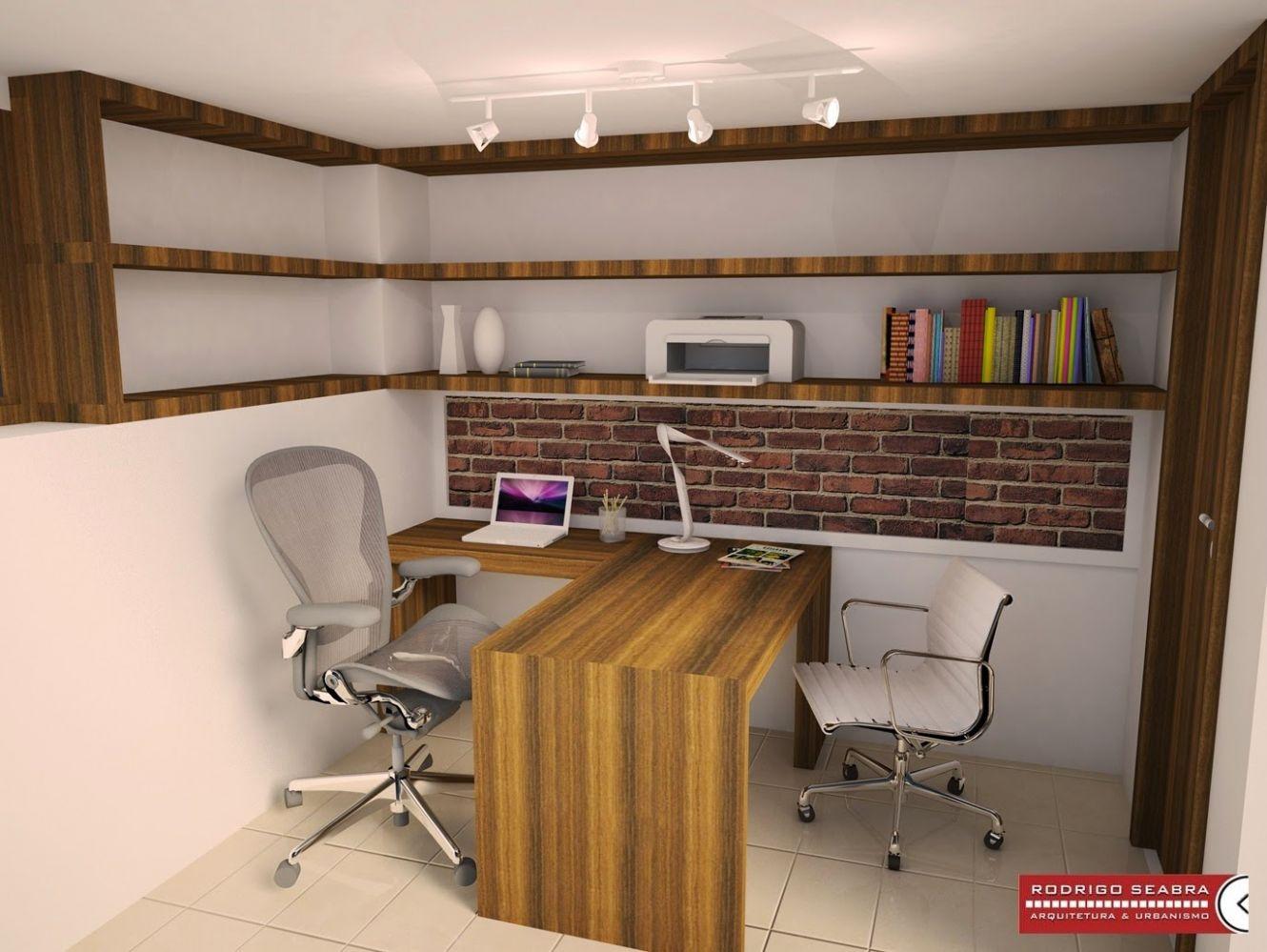backyard landscaping: Decorating Ideas for Home Office with No Windows