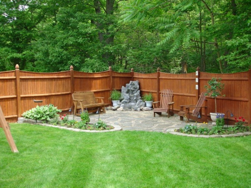 Backyard Patio Ideas On A Budget | Back Patio Ideas Pictures ...