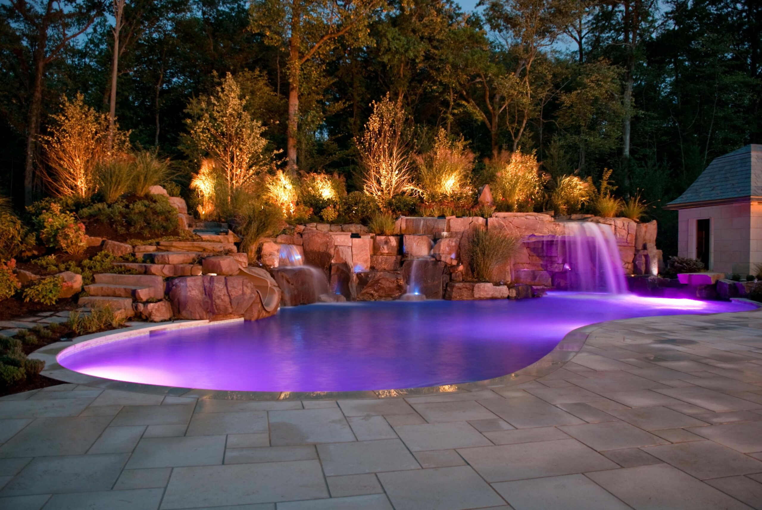 Backyard Pool Designs Landscaping Pools - Landscape Ideas - pool landscaping ideas new jersey