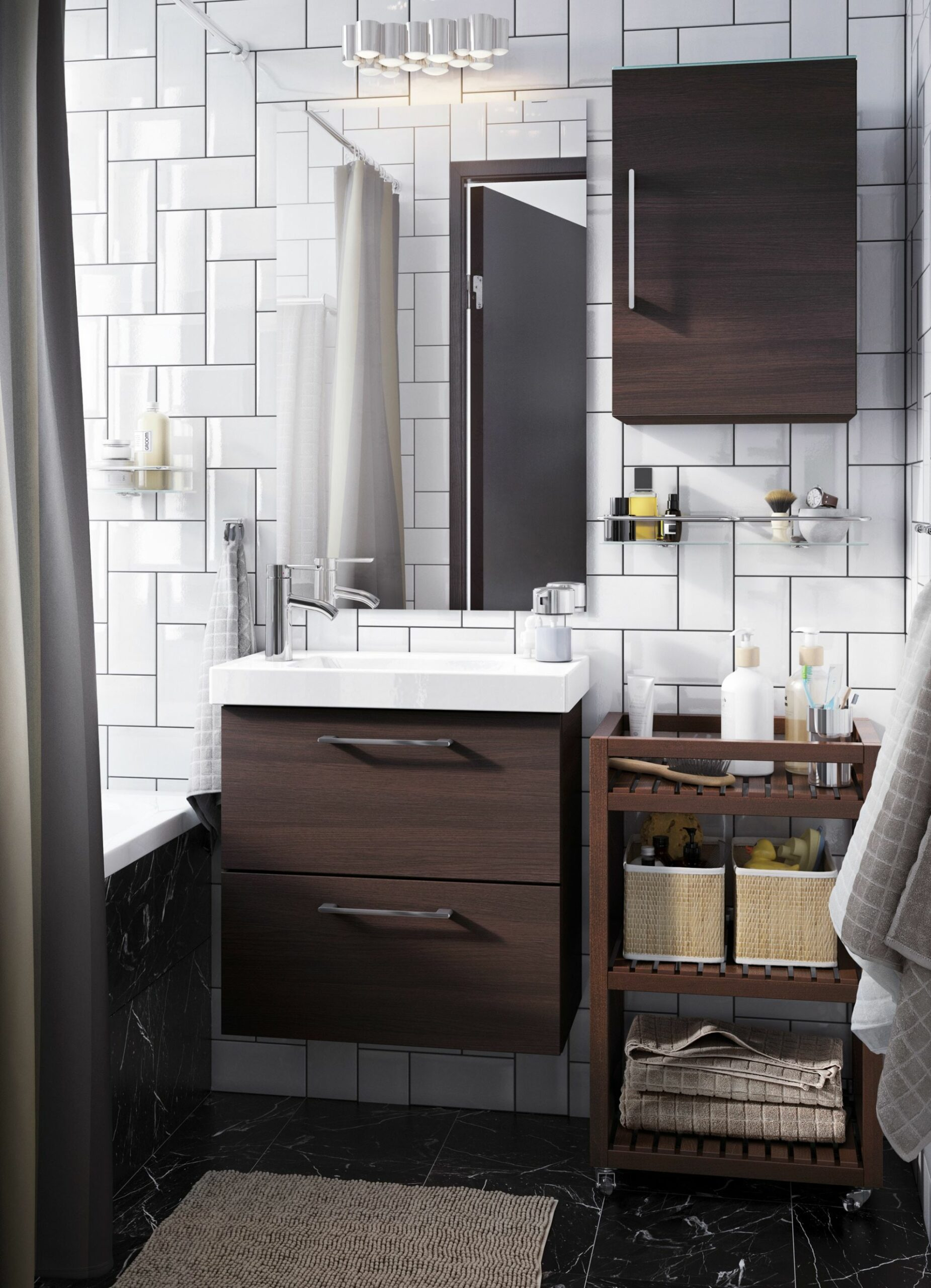 Bathroom Furniture Bathroom Ideas Ikea Toilet Cabinet In Kmart ...