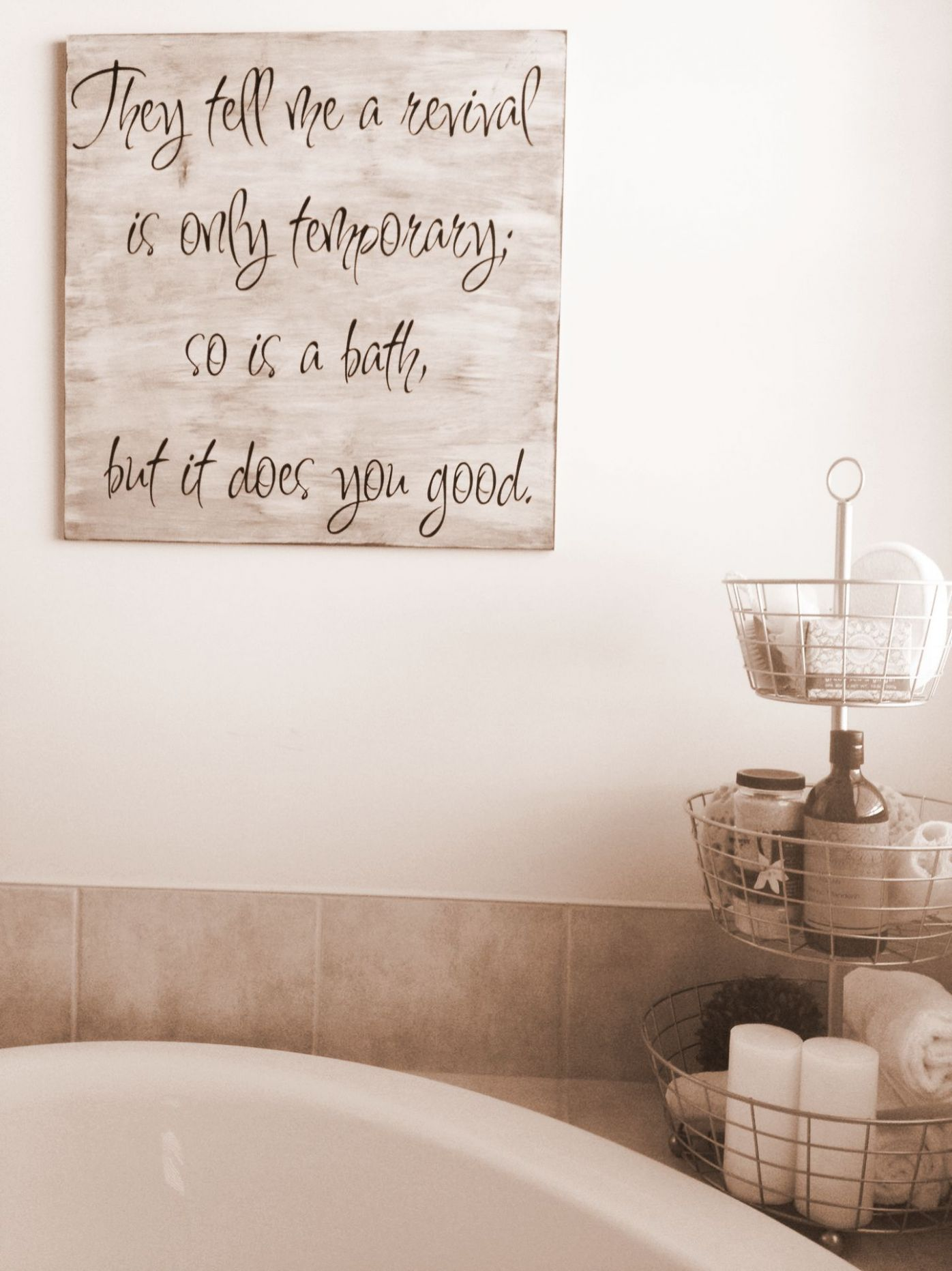 Bathroom Wall Decor Etsy Canada Walmart Pictures For Art Signs ...