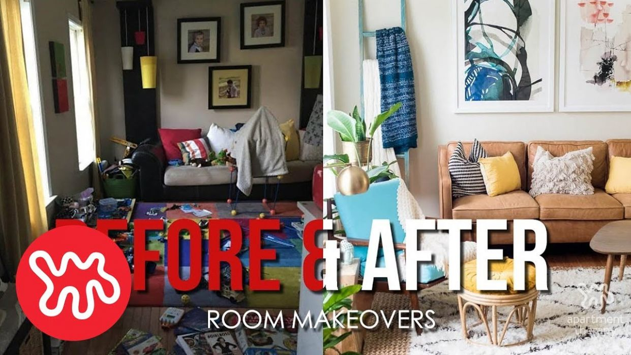 Before & After: Whole Rooms | Apartment Therapy - apartment design before and after