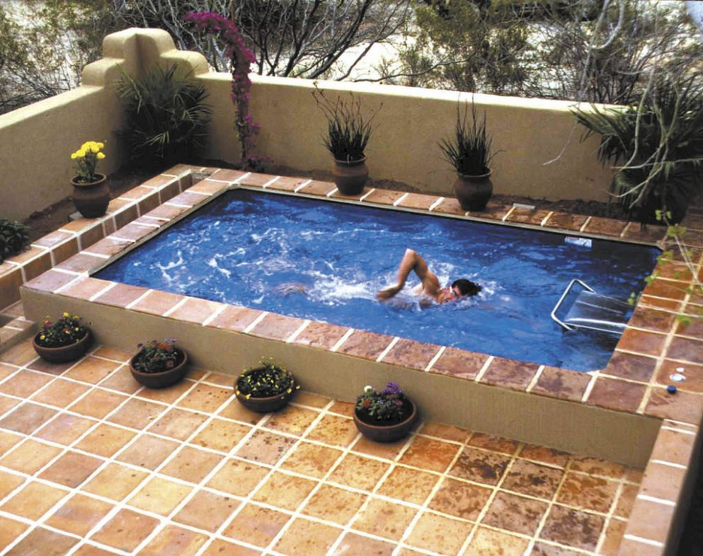 Best Inspirations For Backyard Designs with Pool - Interior Design ...